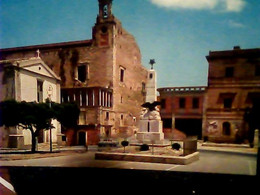 FAVARA CASTELLO CHIARAMONTE VB1972 X ESTERO  IG10512 - Agrigento