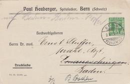 Schweiz Privat Postkarte 1897-1915 - Ohne Zuordnung