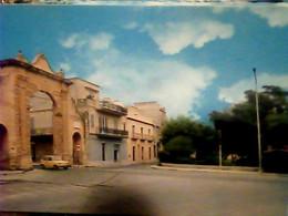 2 CARD  CASTELVETRANO PORTA GARIBALDI E CHIESA S GIOVANNI N1983 IG10526 - Trapani