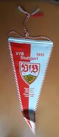 Vintage Pennant Football Soccer Club VFB Stuttgart Germany 15x33cm - Abbigliamento, Souvenirs & Varie