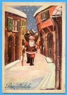 Natale Noel Weihnachten Christmas  Pere Noel  Santa Claus - Santa Claus