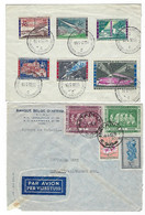 BELGIQUE - Timbres - 12 Envolppes Et Cartes Entiers Postaux - - Andere