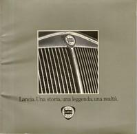 B 4434 - Libro, Lancia, Automobilismo - Storia, Biografie, Filosofia