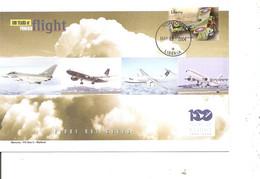 Guerre 14/18 - Avions De Combat - Spad K III ( FDC Du Libéria De 2004 à Voir) - WW1 (I Guerra Mundial)