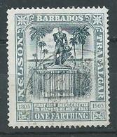 Barbade YT N°79 Monument De Nelson Oblitéré ° - Barbados (...-1966)