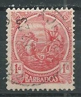 Barbade YT N°134 Sceau Oblitéré ° - Barbados (...-1966)