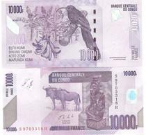 Congo DR - 10000 Francs 2020 UNC P. 103 Lemberg-Zp - Repubblica Democratica Del Congo & Zaire