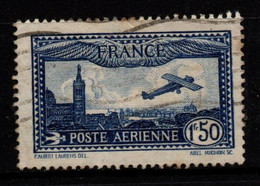 Q018D - FRANCE - 1930 - AIR STAMPS -  YV#: 6 - USED - - 1927-1959 Afgestempeld