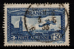 Q018E - FRANCE - 1930 - AIR STAMPS -  YV#: 6 - USED - - 1927-1959 Afgestempeld