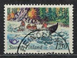 1983   Norden, Tourism, River Trip On The Kitkajoki - YT 887 - Unificato 887 - MI 923 - Gebraucht
