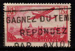 Q018J - FRANCE - 1936 - AIR STAMPS -  YV#: 11 - USED - - 1927-1959 Afgestempeld