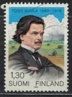 1983   100th Birthday Of Toivo Kuula (1883-1918), Composer - YT 895 - Unificato 895 - MI 931 - Gebraucht