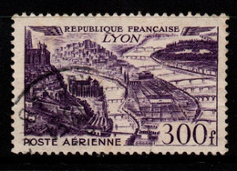 Q019B - FRANCE - 1949 - AIR STAMPS -  YV#: 26 - USED - - 1927-1959 Afgestempeld