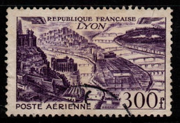 Q019C - FRANCE - 1949 - AIR STAMPS -  YV#: 26 - USED - - 1927-1959 Afgestempeld
