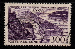 Q019D - FRANCE - 1949 - AIR STAMPS -  YV#: 26 - USED - - 1927-1959 Afgestempeld