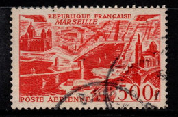 Q019E - FRANCE - 1949 - AIR STAMPS -  YV#: 27 - USED - - 1927-1959 Afgestempeld
