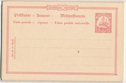 * Konvolut Von 10 Stck. GSK Deutsche Kolonien Marianen/Karolinen/Kiautschou/ungebraucht, Guter Posten! - Kolonie: Kiautschou