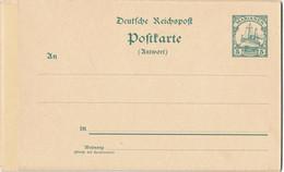 * Konvolut Von 7 Stck. GSK Deutsche Kolonien Marianen/Karolinen/Kiautschou/Marshall-Inseln Ungebraucht, Guter Posten! - Kolonie: Kiautschou