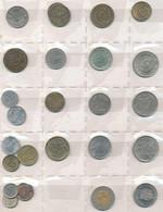 Münztasche Mit Ca. 230 Münzen, Dabei 50 Stck. Alle Welt, 31 Stck. Großbritanien, 17 Stck. Niederlande, 57 Stck. Frabjrei - Non Classificati