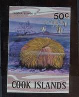 1980, Cook Inseln, 745 U, ** - Cookinseln