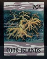 1980, Cook Inseln, 754 U, ** - Cookeilanden