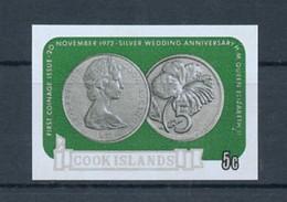 1973, Cook Inseln, 346 U, ** - Cookeilanden