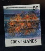 1980, Cook Inseln, 714 U, ** - Cookeilanden