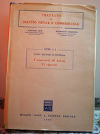 Trattato Di Diritto Civile E Commerciale Di A.cico F.messineo,1969, A.Giuffè-F - Società, Politica, Economia