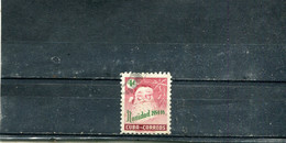 Cuba 1954 Yt 418 Noël - Used Stamps