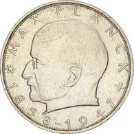 Monnaie, Allemagne, 2 Deutschemark, 1968, Stuttgart, TTB, Cupro-nickel, KM:116 - 2 Mark