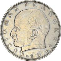 Monnaie, République Fédérale Allemande, 2 Mark, 1960, Munich, TTB - 2 Mark