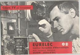DIJON , EURELEC , INSTITUT EUROPEEN D ELECTRONIQUE TELEVISION - Non Classificati