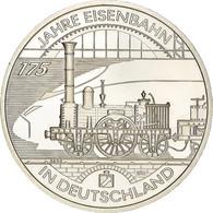République Fédérale Allemande, 10 Euro, 175 Years German Railroad, 2010 - Deutschland