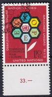 UNO GENF 1972 Mi-Nr. 27 O Used - Aus Abo - Gebraucht