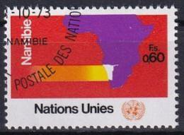 UNO GENF 1973 Mi-Nr. 34 O Used - Aus Abo - Gebraucht