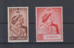 Jamaica Michel Cat.No. Mnh/** 145/146 - Jamaica (...-1961)