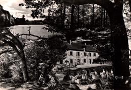 CPSM - En BROCÉLIANDE - Hôtel Des Forges ... Edition Arcoët - Paimpont
