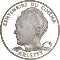 Monnaie, France, Arletty, 100 Francs, 1995, Paris, ESSAI, FDC, Argent, KM:1945 - N. 100 Francs
