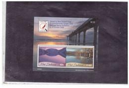 BF845  -  NUOVA ZELANDA  /    MICHEL  BLOCK Nr.  115  NUOVO **MNH  -   Y&T.  BF. 143 - Used Stamps