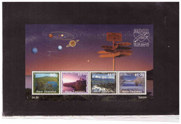 BF854  -  NUOVA ZELANDA  /    MICHEL  BLOCK  Nr.  124   NUOVO **MNH  .  Y&T.  BF.  147 - Used Stamps