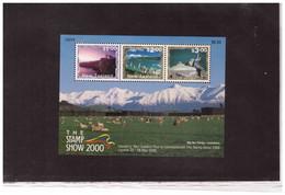 BF850  -  NUOVA ZELANDA  /    MICHEL  BLOCK Nr.  111  NUOVO **MNH   .  Y&T.  BF.  139 - Used Stamps