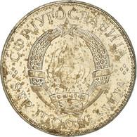 Monnaie, Yougoslavie, 10 Dinara, 1977, TB, Copper-nickel, KM:62 - Yugoslavia
