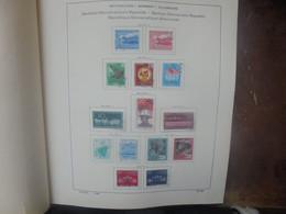 D.D.R 1958-1981 TRES GROS ALBUM +de 150 PAGES (SEULES QUELQUES PHOTOS) (3321) 3 KILOS 200 - Used Stamps