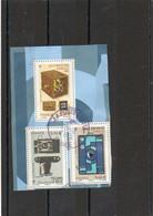 FRANCE    3 Timbres  0,66 € De Feuillet   2014   Y&T: 4916 à 4918   Sur Fragment  Oblitérés - Usati