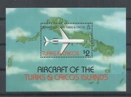 TURKS Y CAICOS   YVERT  H/B  41  MNH  ** - Turks And Caicos