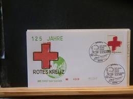 95/348 FDC  ALLEMAGNE  RK - Croce Rossa