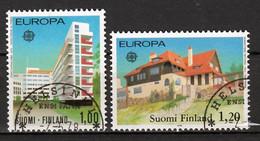 Finland  Europa Cept 1978 Gestempeld - Gebraucht
