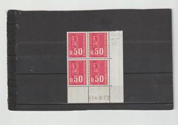 N° 1664 - 0,50 BEQUET - 3 PHO - 19° Tirage Du 31.8.72 Au 5.9.72 - 1.09.1972 - - 1970-1979