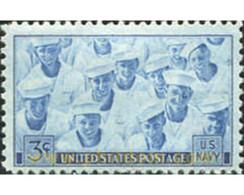 Ref. 310896 * MNH * - UNITED STATES. 1945. US NAVY . US NAVY - Unused Stamps