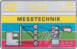 "AUSTRIA Private: ""AE&E - Messtechnik"" - MINT [ANK P107] - Austria"